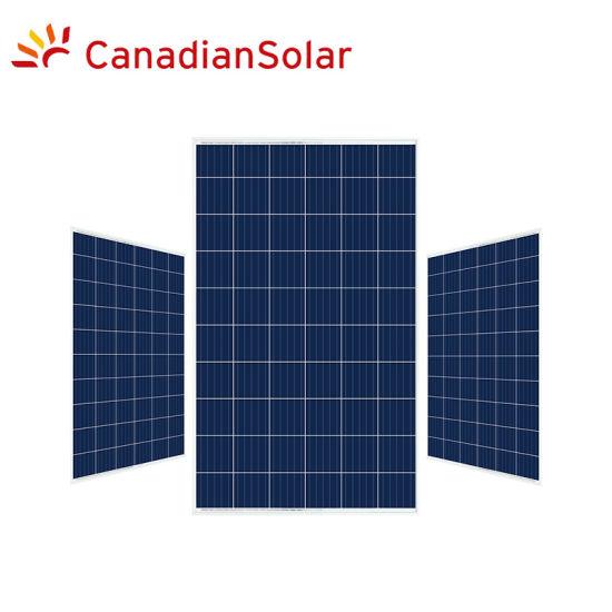Canadian Solar Poly 250W 275W Solar Panel, Canadian Solar Inc Original Authentic with Best Price