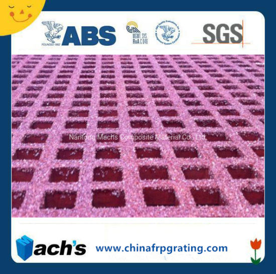High Strength FRP/Fiberglass Molded Grating with Fire Retardant pictures & photos