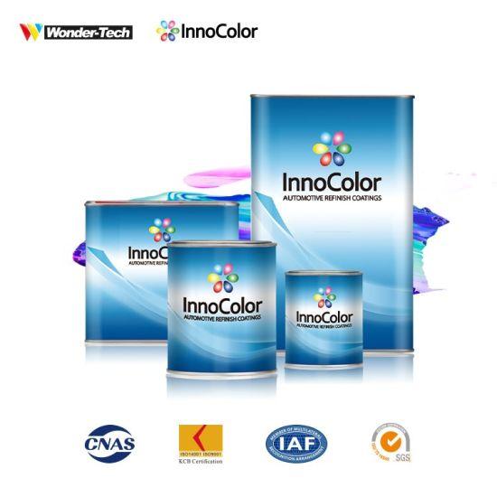 Good Price Auto Repair Paint Color Mixing Software Car Refinish Automotive Paint Spray
