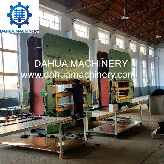 Vulcanizing Press for Gasket of Plate Heat Exchanger
