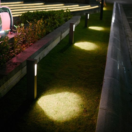 China Garden Pathway Landscape Bollard Walkway Lights Electric China Outdoor Light Landscape Light
