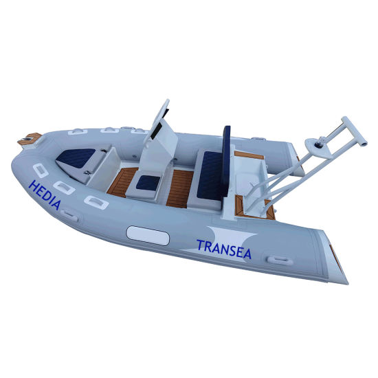 Mini Small Luxury Boat CE 3.6m Deep V Bottom Semi-Rigid Aluminum Hull Rib Boat Mini Small Luxury Boat