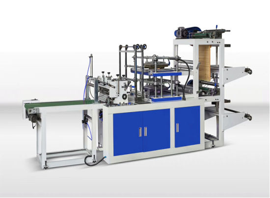Water Proof Dust Proof Automatic Disposable PE CPE Plastic Gloves Making Machine