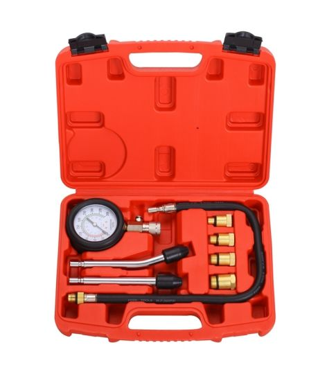 8PC Car Cylinder Compression Tester Kit pictures & photos