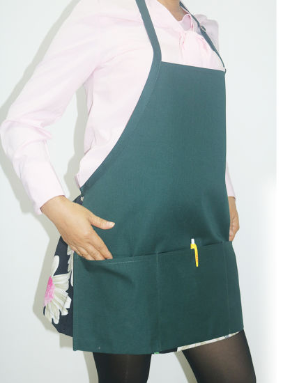 Barista Restaurant Hotel Kitchen Family Cooking Cloth Bib Apron