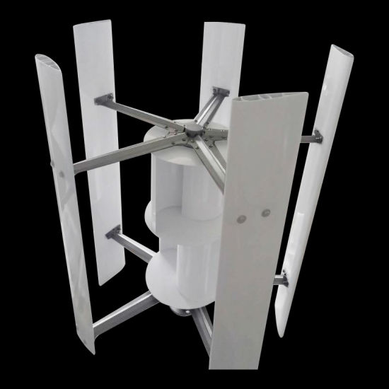 5kw Vertical Wind Turbine for on Grid System