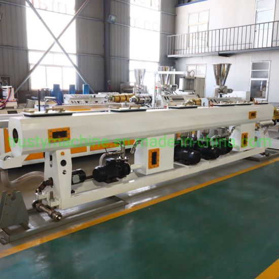 315-630mm PE Gas Supply Pipe Extrusion Line