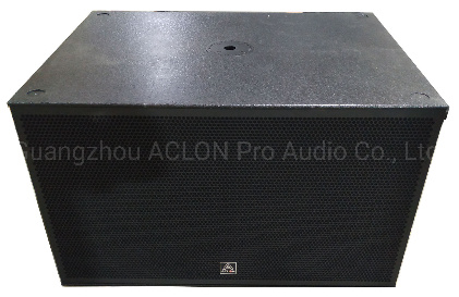 High Powerful Dual 18inch Strong Sound Bass Loudsepaker Line Array