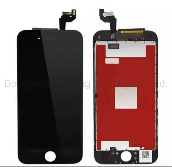 Touch Screen and LCD Display for iPhone 6s Mobile Phone LCD with Home Button