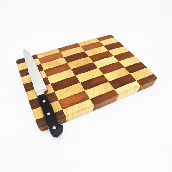 Eco Friendly Wholesale Wooden Products Rubber Wood Kitchen Cheese/Pizza /Chopping/Cutting Board