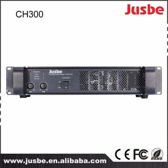 China CH-300 2 Channel 350W Hot Selling Conference Digital