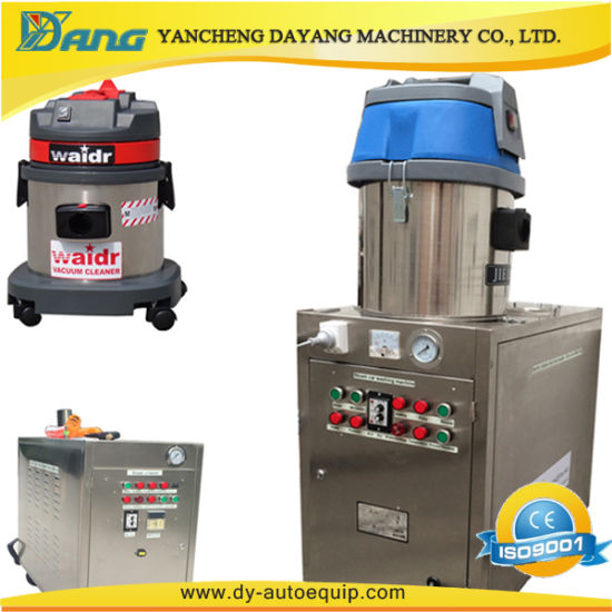 4kw Industrial Vacuum Cleaner / Mobile Steam Car Wash Machine