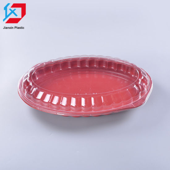 ... pp blister type microwave safe plastic disposable bento box ... : microwavable plastic plates - pezcame.com