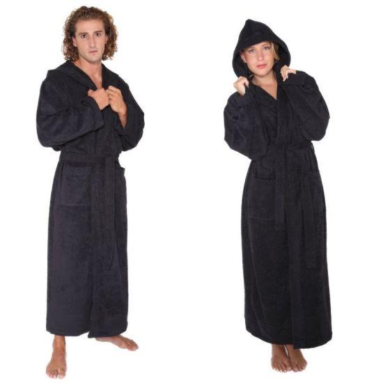 China Kimono Robes Cotton Lightweight Robe V-Neck Bathrobe Soft ... 71c11597d