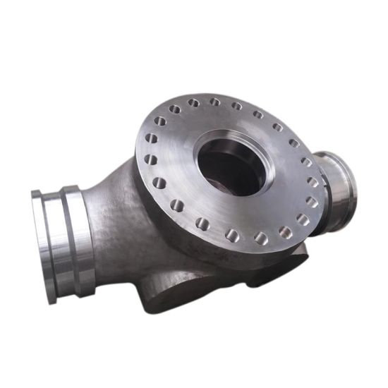 Lost Foam Casting Cast Steel Milling Turning Precision CNC Machining Parts