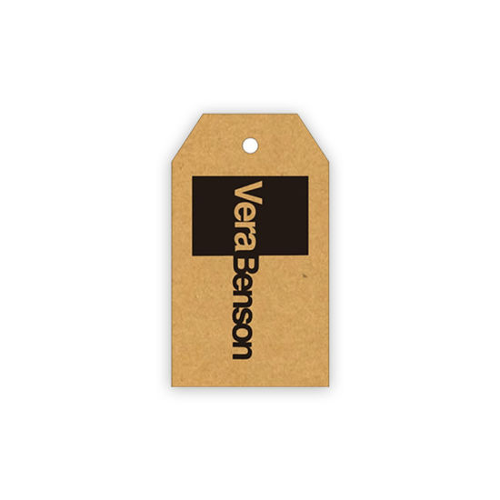 Wholesales Price Custom Design Practical China Paper Hang Tags for Clothing