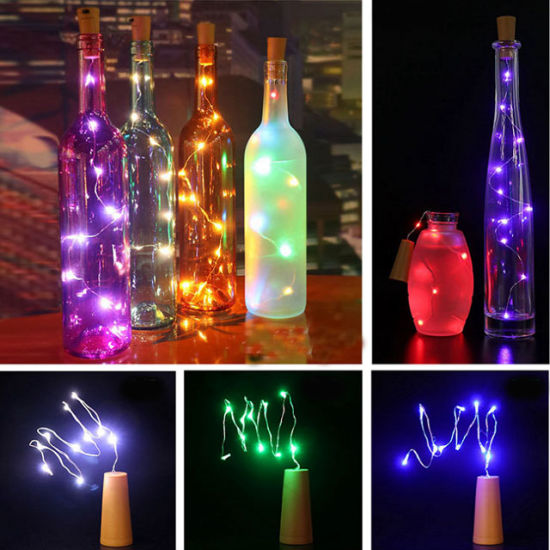 Factory Directly Christmas Decoration Light 3aa Battery Box Powered Micro Led String Light Copper Wire String Lights