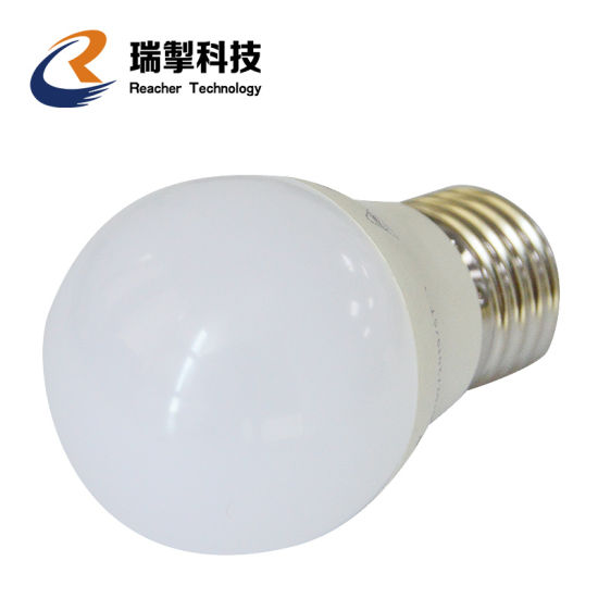 Popular Current Brand Environment Protecting High Quality Affordable Price 3W 5W 7W 10W 12W 15W 18W 20W 24W Plastic and Alumium LED Bulb, Aluminum LED Lights