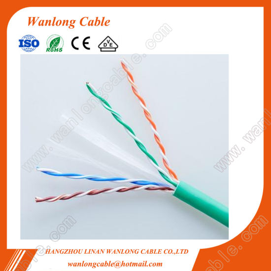 Wholesale CAT6 Ethernet Cable, High Cost Performance UTP/FTP CAT6 LAN Cable