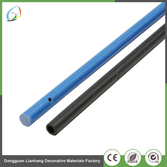 OEM Fiberglass Hollow Rod with Different Colors