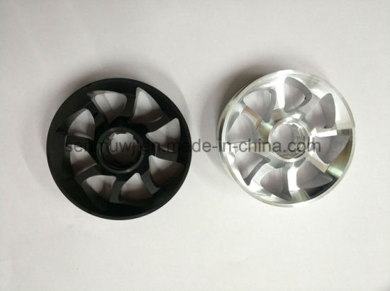Customized CNC-Turning Part for Scooter Wheel Hub