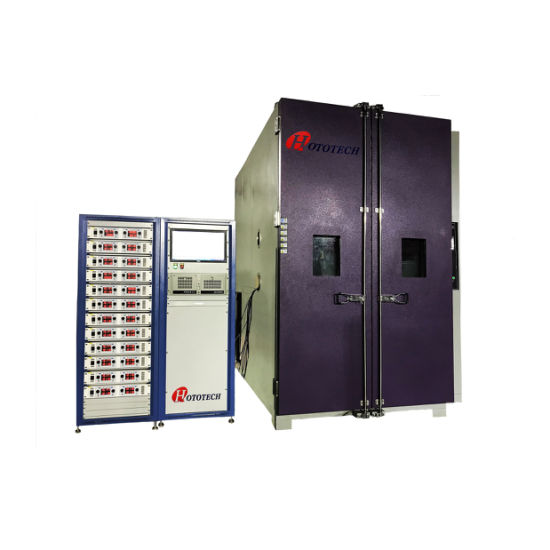 High Low Temperature Environment Testing Chamber/ Thermal Cycle /Humidity Freeze Testing Chamber/Testing Machine for PV Module