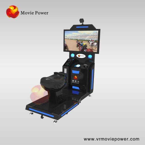 Horse Racing War-Horse Games 9d Vr Mini Ride Shooting Simulator