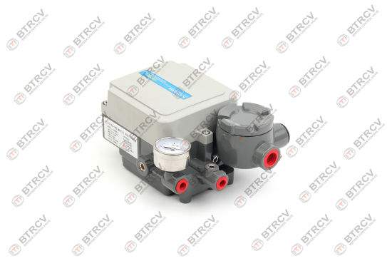 Yt-1000 Electric Valve Positioner Explosion-Proof Locator Pneumatic  Positioner