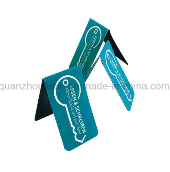 OEM Hot Sale Soft Magnetic Promotional Souvenir Bookmark pictures & photos