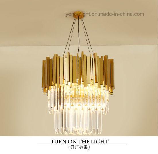 China K9 Crystal Chandelier Lighting