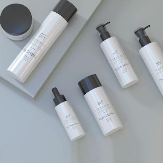 Hot Sale 100ml, 130ml, 150ml, 170ml Pet Plastic Shoulder Bottles Shampoo and Conditioner Wash Bottle Cosmetics Plastic Bottle