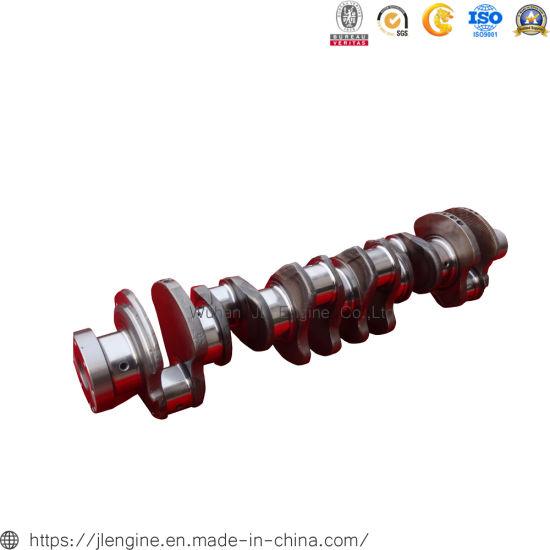 6lt 6L 8.9L Diesel Engine Forged Steel Crankshaft 4989436