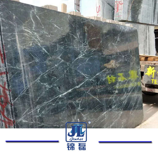 Natural Green Granite/Marble Slab for Interior Flooring Tiles/Wall Tiles/Kitchentops/Vanitytop