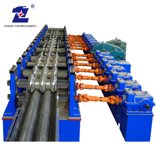 China Rolling Mill Highway Guardrail Cold Roll Forming Machine