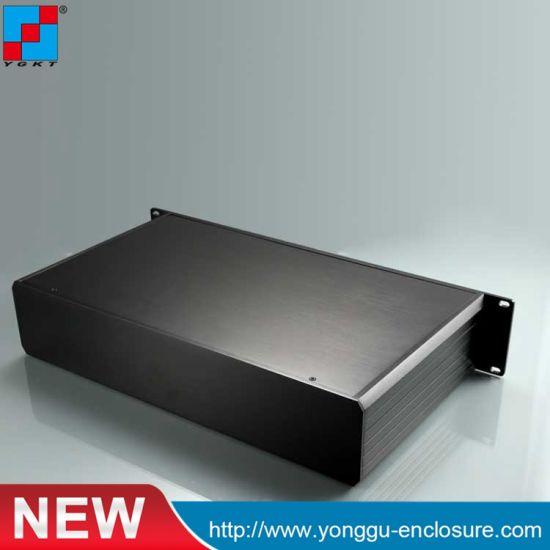 482*89*250mm (WxH-L) Aluminum Enclosures Rack Cabinet 2u Rack Case  Dimensions Aluminum Enclosure