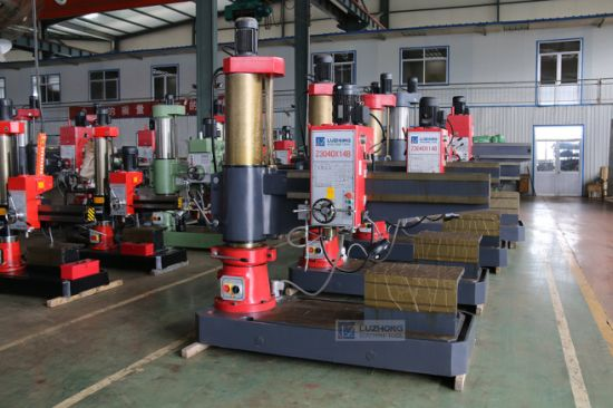 Reinforced Spindle Drilling Machinery (Radial Drilling Machine Price Z3040X14B) pictures & photos