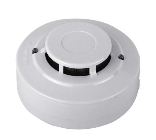 China 48v 4 Wire Ul Photoelectric Smoke Detector China 48v