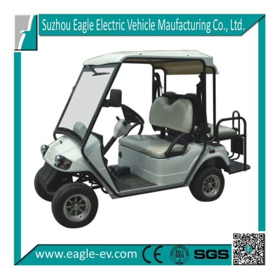 L7e Eec Certified Utility Cart 4 Seater Pure Electric Ec Type Roval Golf
