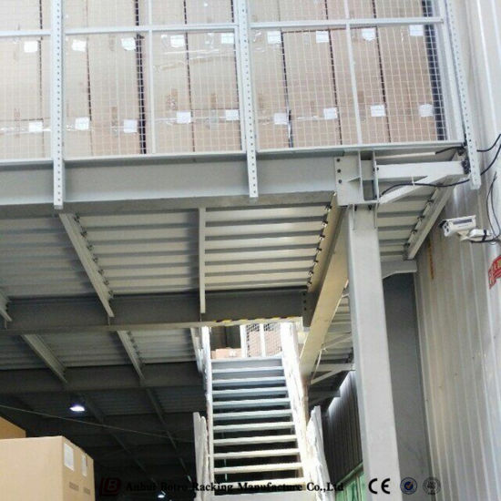 Stainless Steel Structure Perforated Anti-Skid Mesh Floor Platforms