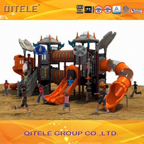 Space Ship III Series Children Playground (SPIII-06701)