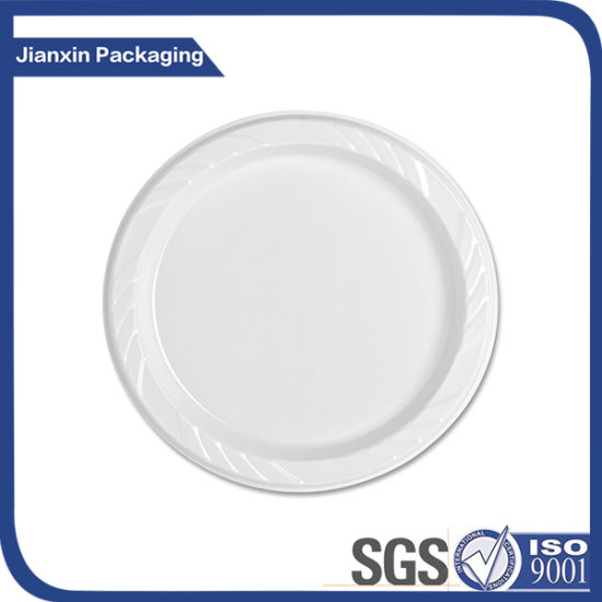 Biodegradable Disposable Plastic Food Tray pictures & photos