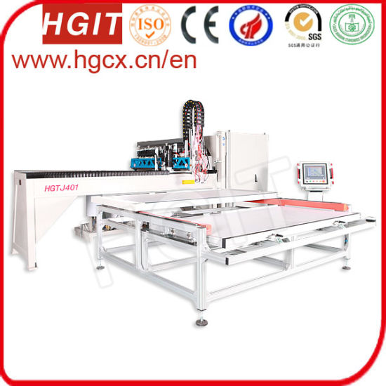 Air Filter PU Foam Sealing Machine pictures & photos