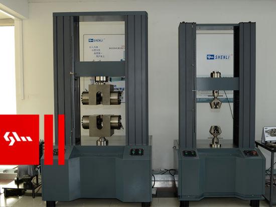 Electronic Universal Testing Equipment (200kN)