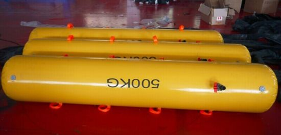 200kg Life Boat Proof Load Test Water Weight Air Bag