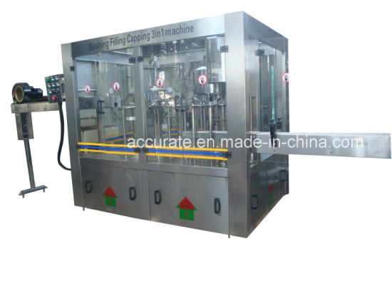 Mineral Water Filling Machine /Bottling Machine (XGF8-8-3)