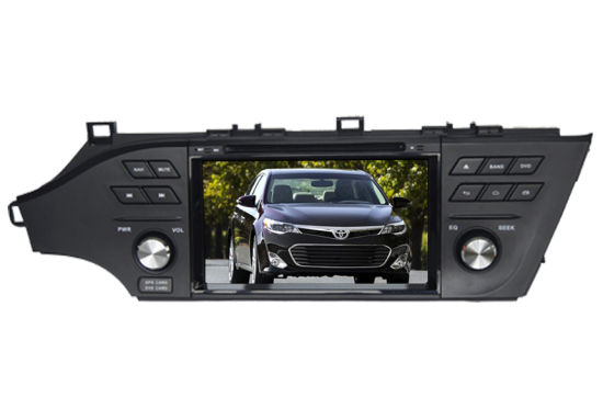 Dvd Player Car Double Din Navigation System For Toyota Avalon