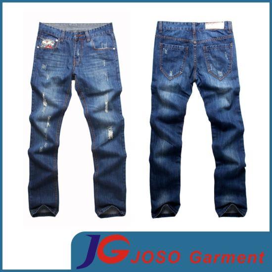 Latest Men's Jean Pants Denim Wholesale (JC3267)