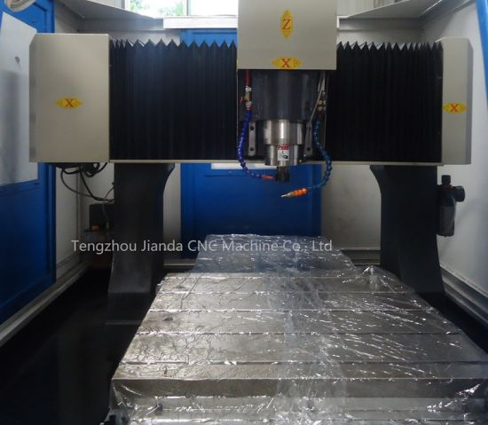 Workshop Supply 6060 Metal Mold CNC Router pictures & photos