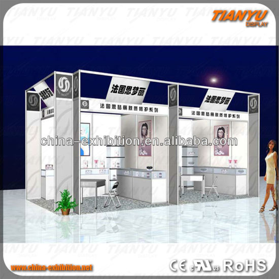 Portable Folding for Exhibition Display Event Booth Design pictures & photos