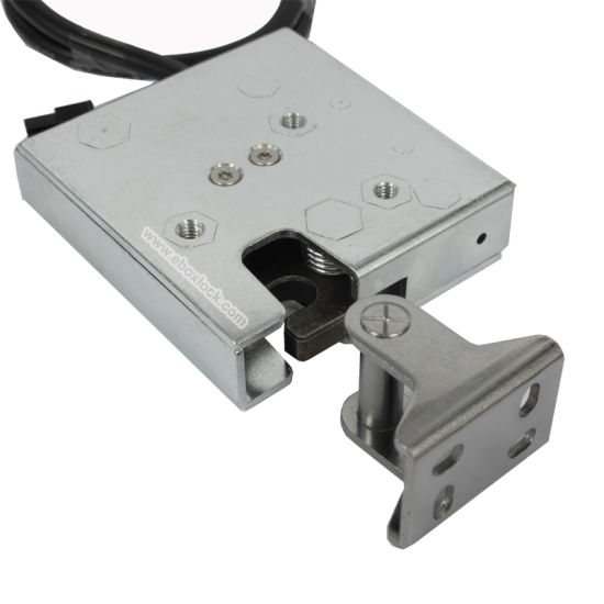Superior Heavy Duty Electronic Cabinet Lock with Mechanical Override (MD1220) pictures & photos
